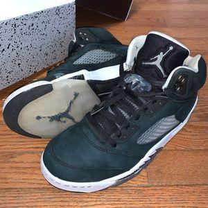 Retro 5 Air Jordan Oreos